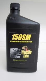 150SM A premium synthetic manual transmission fluid