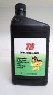 Transfer Case Fluid Developed for non-clutch controlled transfer cases